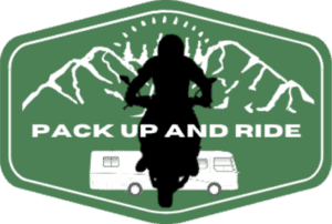 Pack Up and Ride Logo