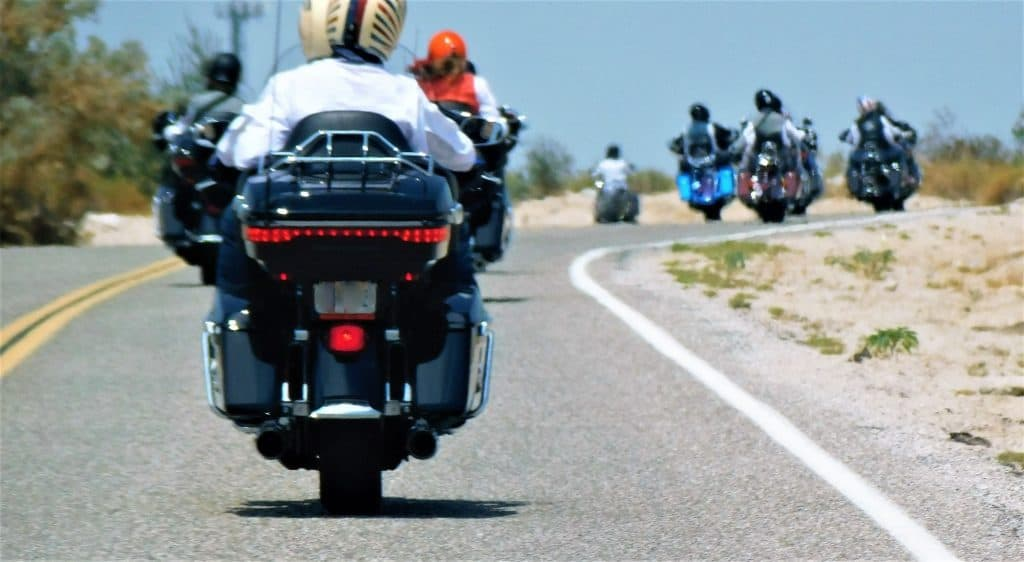 Second Saturday in October (October 13th) is National Motorcycle Ride Day